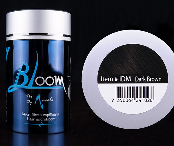 BLOOM #3 DARK BROWN