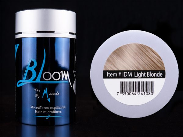 BLOOM #7 LIGHT BLONDE