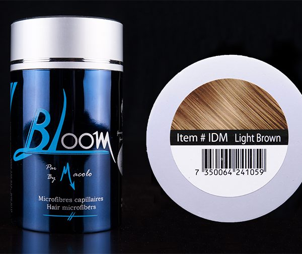 BLOOM #5 LIGHT BROWN