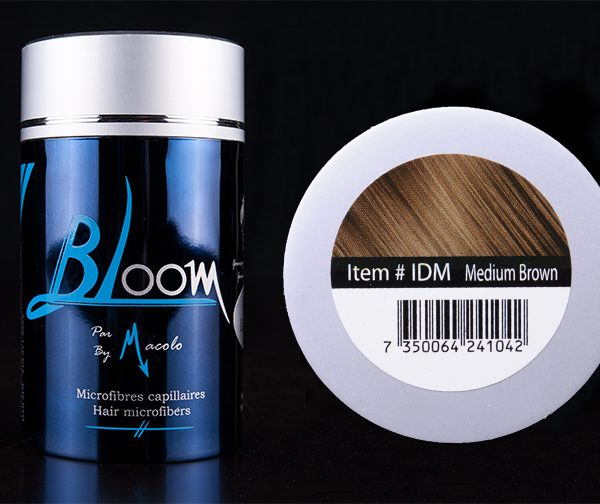BLOOM #4 MEDIUM BROWN