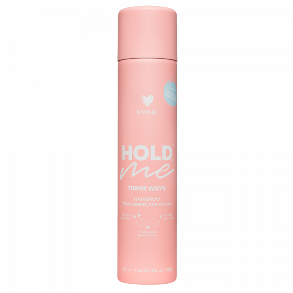 Hold.ME 3-in-1 Hairspray