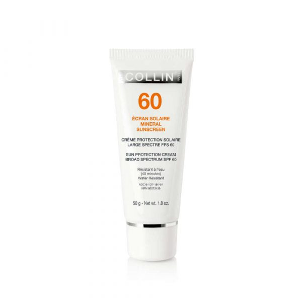 60 Mineral Sunscreen