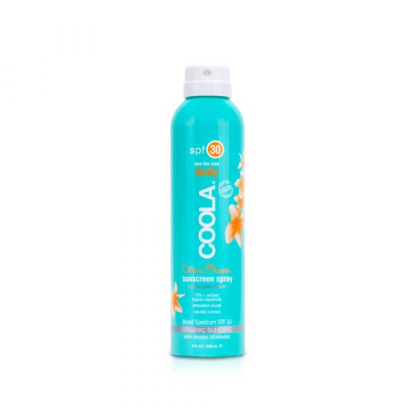 Body Sunscreen Spray SPF 30 Citrus Mimosa