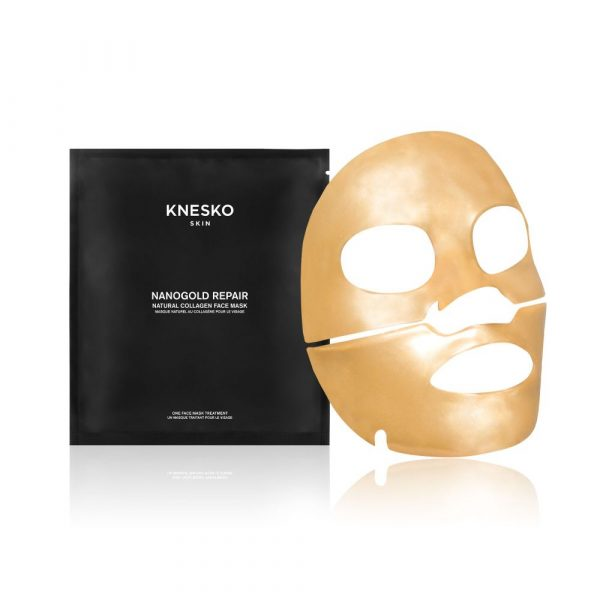 NANO GOLD REPAIR COLLAGEN FACE MASK (1 TREATMENT)