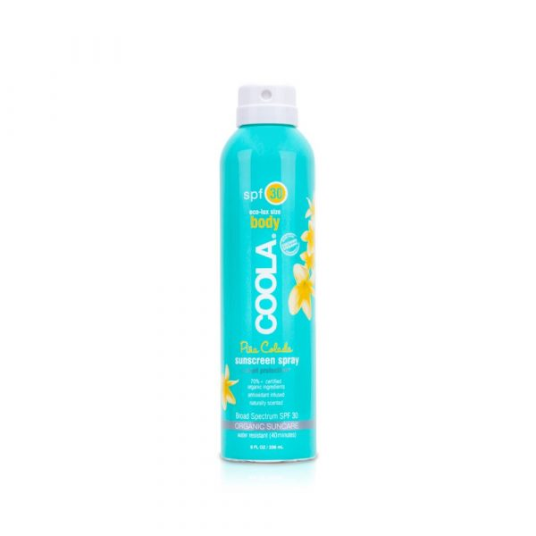 Body Sunscreen Spray SPF 30 Pina Colada