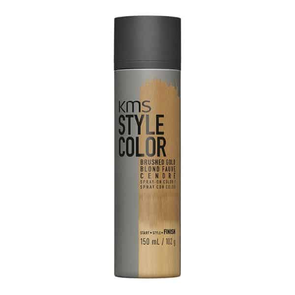 Style Color Brushed Gold