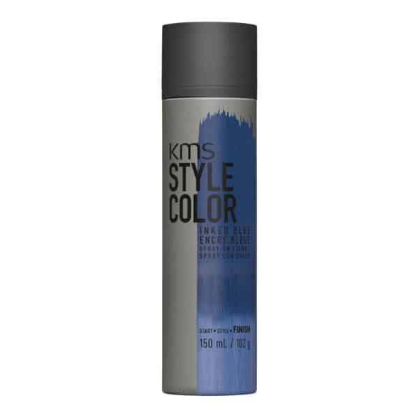 Style Color Inked Blue