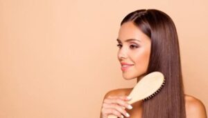 #3: Brush your hair whenever you can