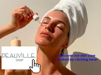 Find wonderful skin care products at Deauville Shop!